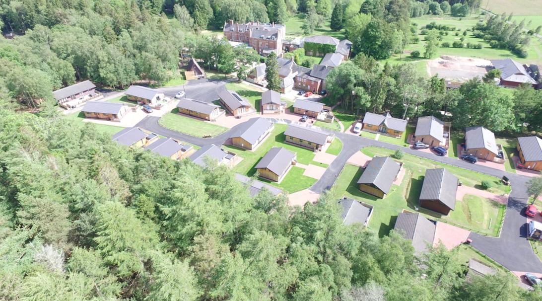 Otterburn Hall Lodges